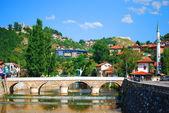 Fényképek Sarajevo, Bosznia és Hercegovina a nyár fővárosa