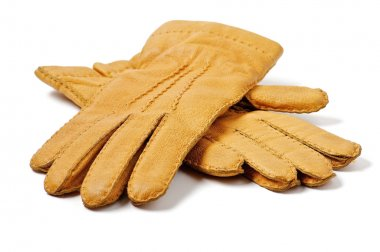 Men's Ginger Gloves