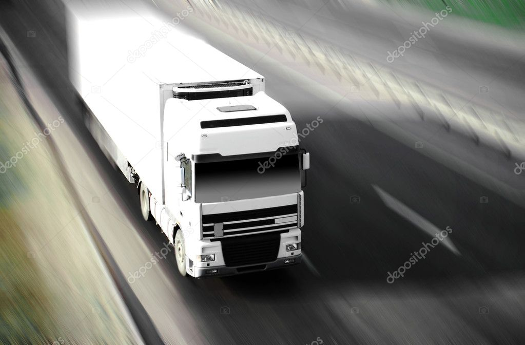 High-speed truck