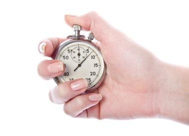 Vintage sport timer stop watch