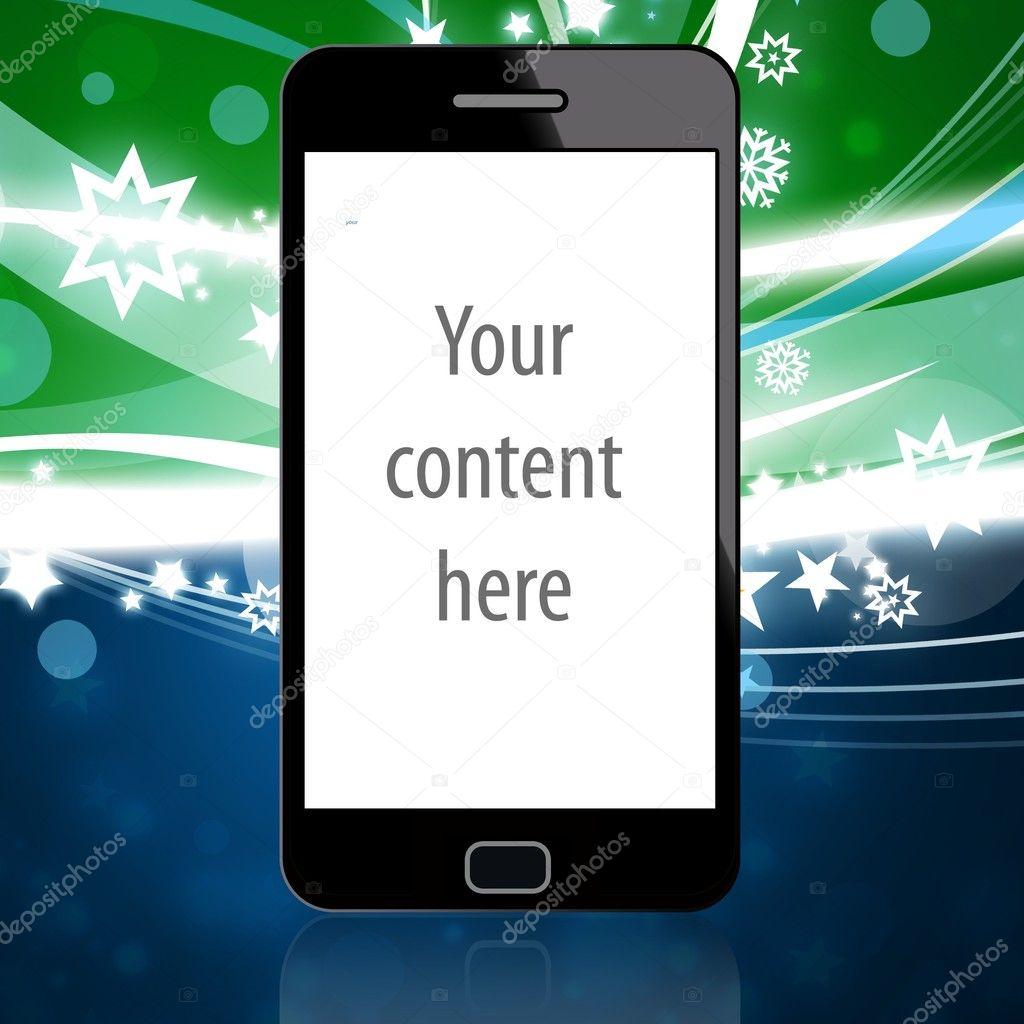 Immagini Sfondi Di Neve Per Cellulare Telefono Cellulare Con