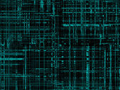Photo Modern cyberspace, black abstract texture, background for designers