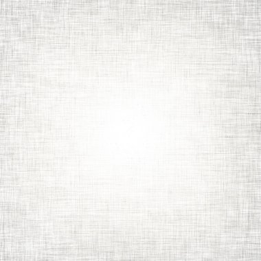 White fabric background, texture