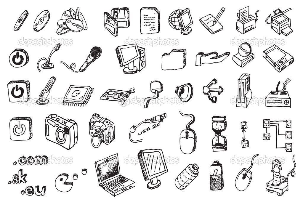 Awesome Electronic Draw Photos - Electrical Circuit Diagram Ideas ...