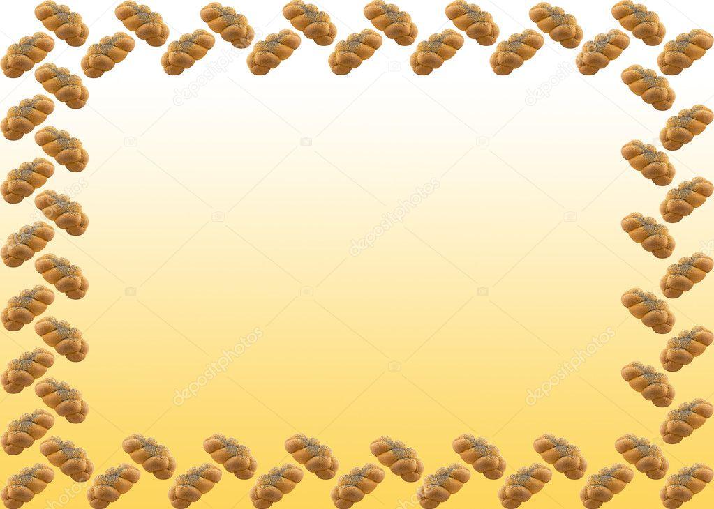 картинки рамки для презентации хлеб всему