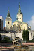 Fotografie Žilina kostel