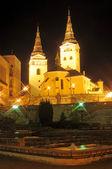 Fotografie renesanční kostel v Žilině