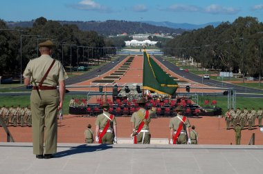 Avustralyalı askerler