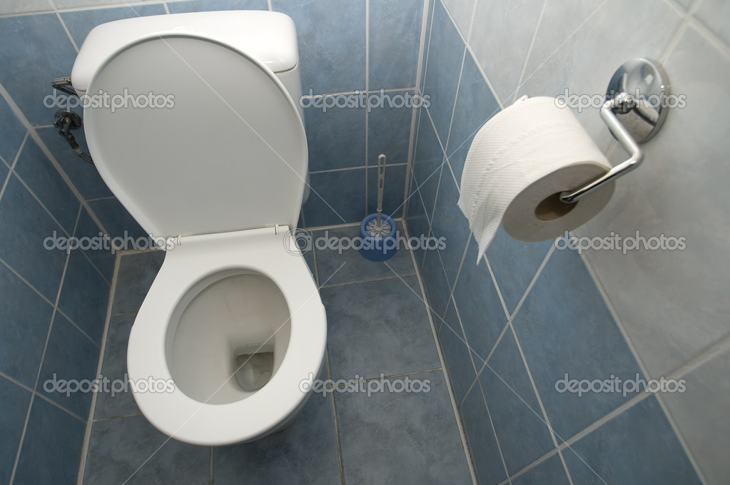 Wc interieur u stockfoto rorem