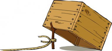 Cartoon trap
