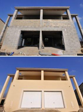 House-construction