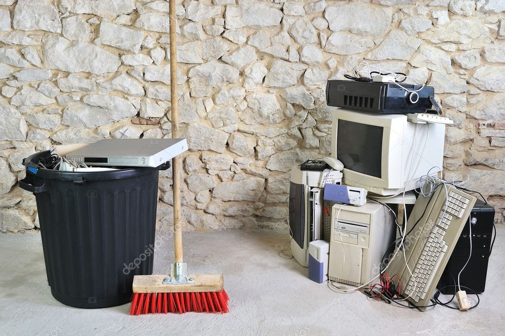 options of recycling a computer