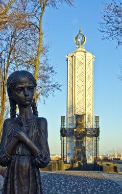 Monument Kiev famine
