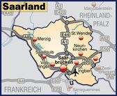 Fotografie Bundesland Saarland