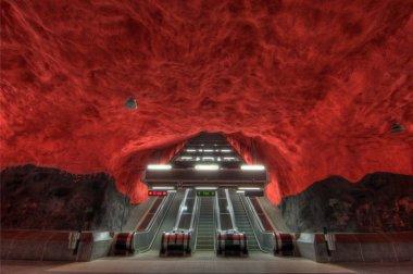Stockholm metro