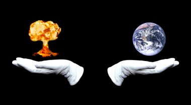 Earth vs Nuclear Blast