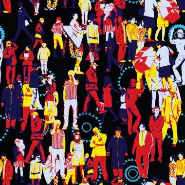Crowd Pattern