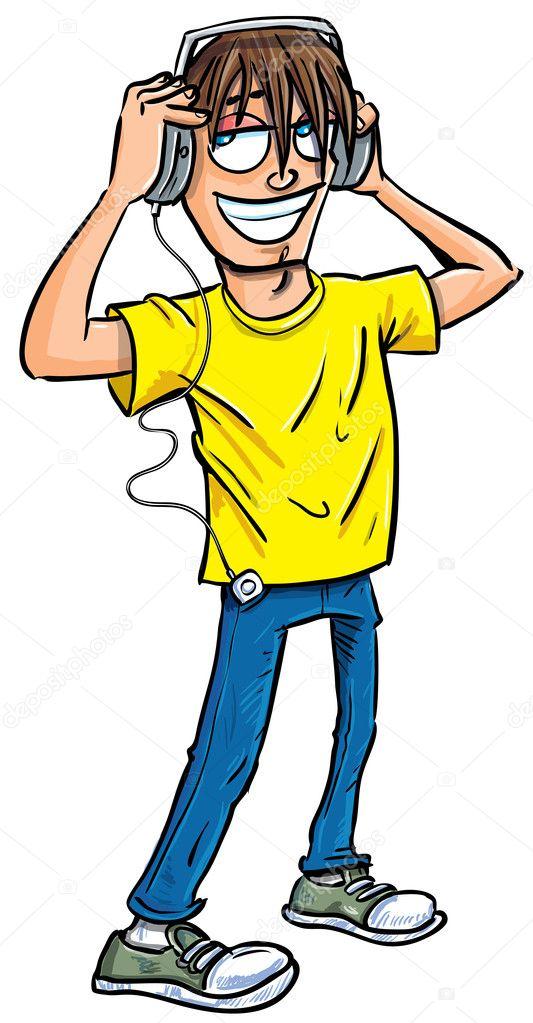 Смешные рисунки подростков, поздравлением