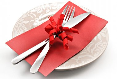 Covered dish and gift card