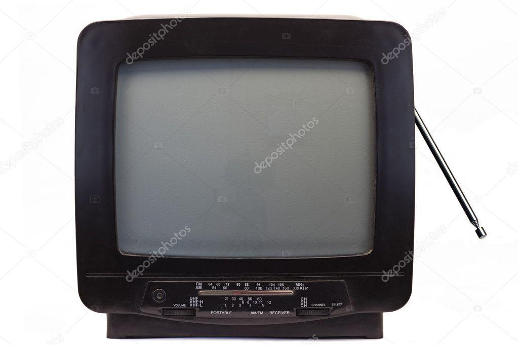 tv avec r cepteur depuis les ann es 90 photographie. Black Bedroom Furniture Sets. Home Design Ideas