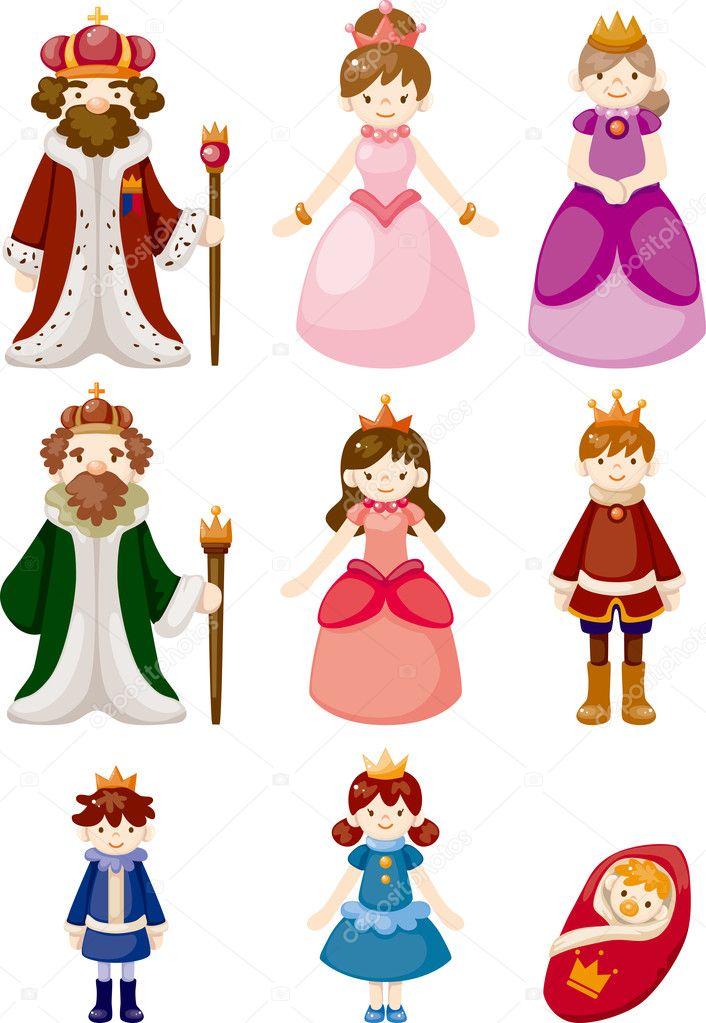 Set of Royal