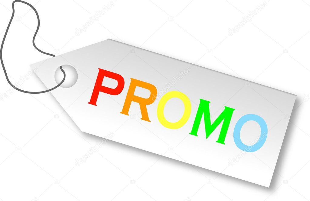 Promo label Stock Vector Image by ©Kristina2211 #8673441