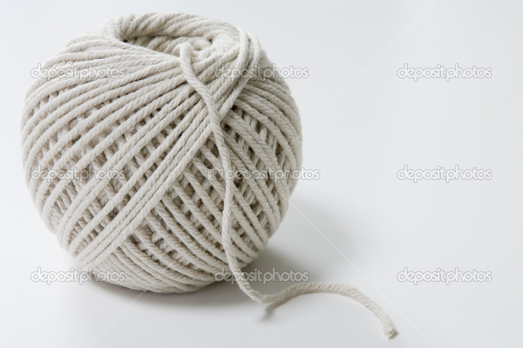 Ball of string Stock Photo by ©gemphoto 9149064
