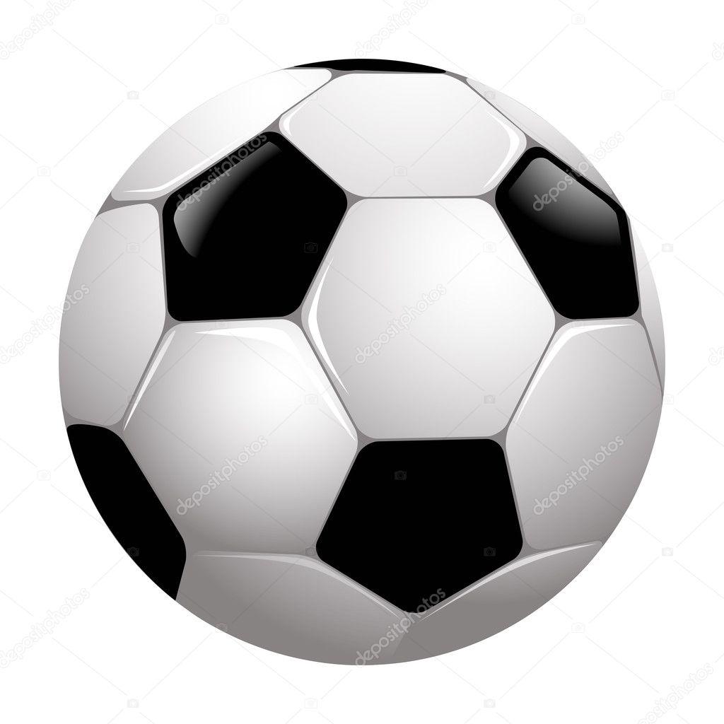 Fussball - soccer ball