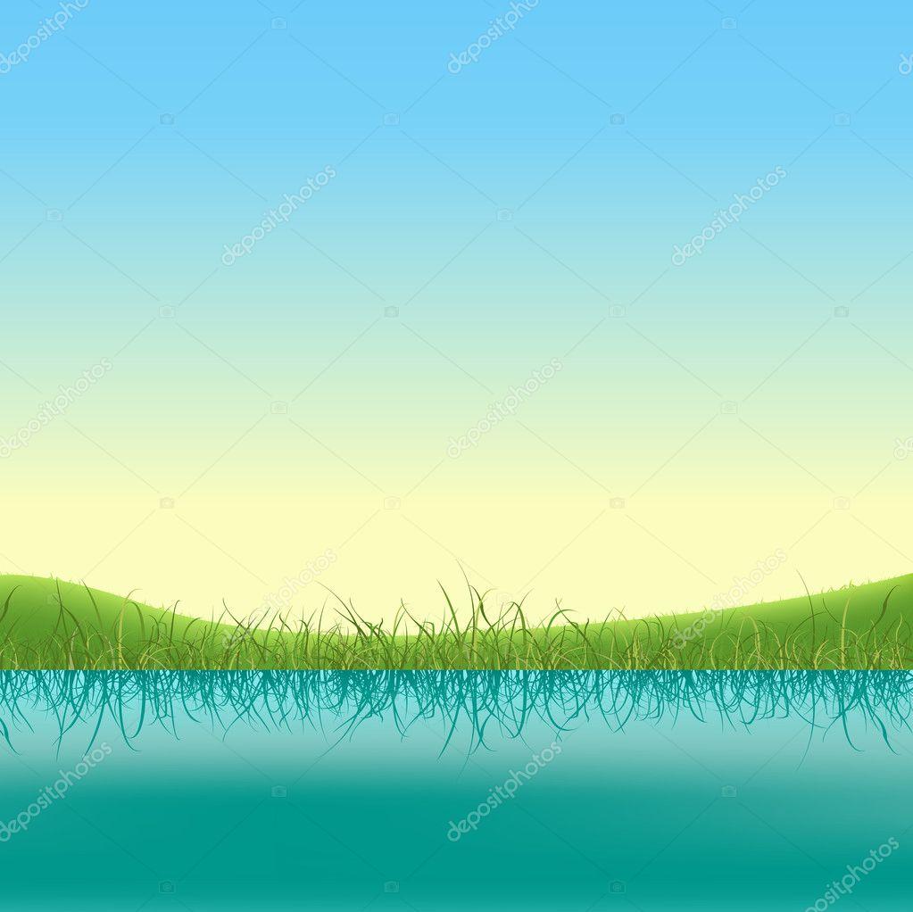 Spring Lake Banner