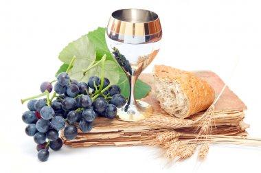 Holy communion elements