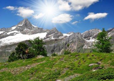 Zinalrothorn - Swiss alps