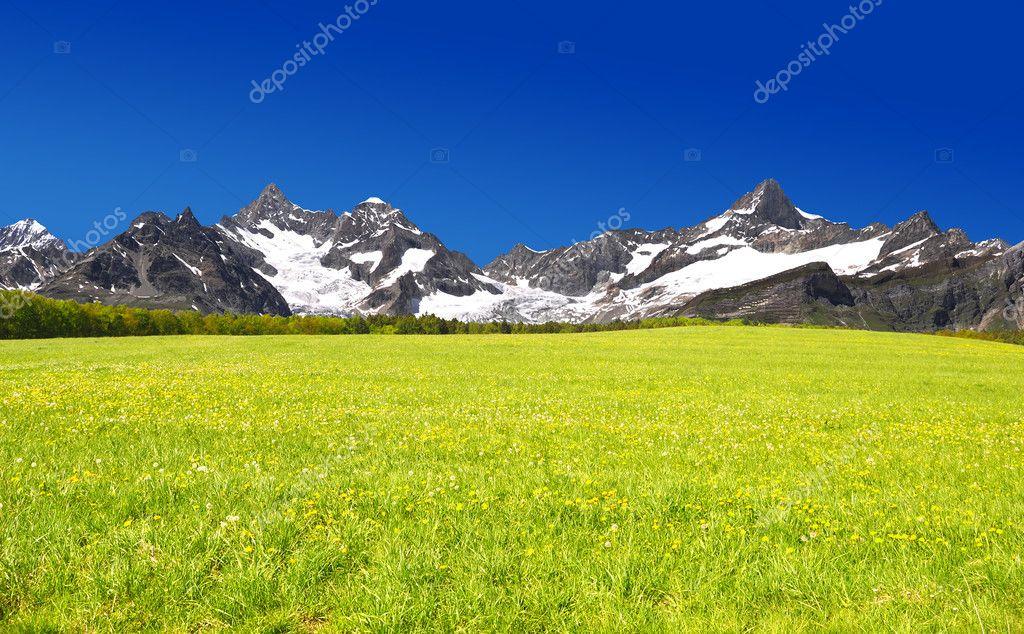 Ober Gabelhorn and Zinalrothorn