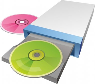 DVD Rom with CD