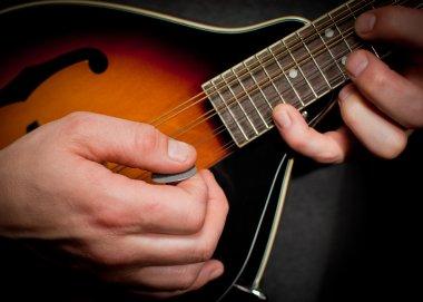 Mandolin hands