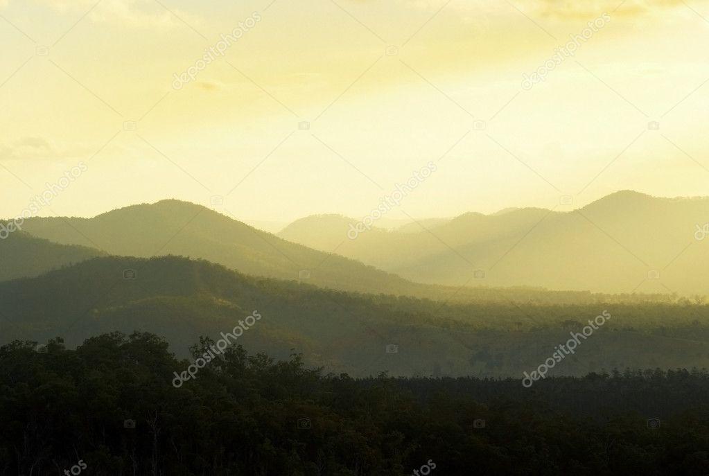 Фотообои Rolling hills