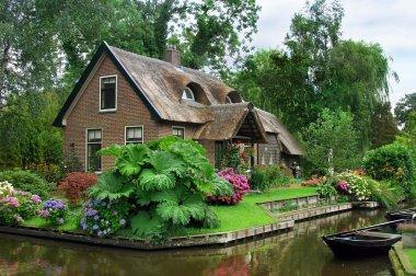 Giethorn ,Netherlands