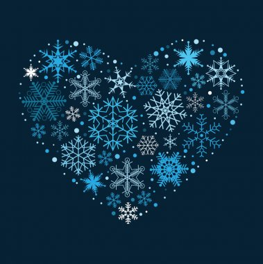 Heart of the Snowflakes.