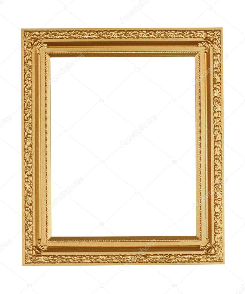 Elegante marco para fotos foto de stock dimedrol68 - Marcos de fotos pared ...