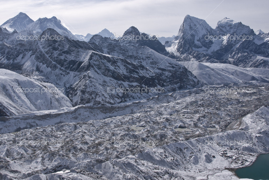 Living in the Shadow of a Glacier