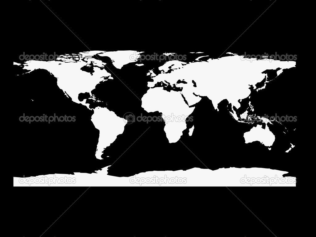 World map black and white foto de stock homeworks255 8789963 world map black and white foto de stock gumiabroncs Images