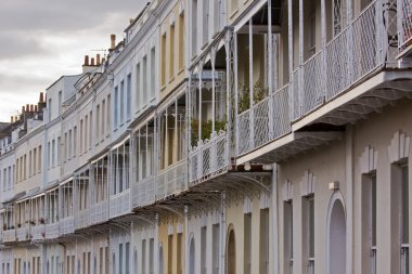 Georgian Terraced Housing