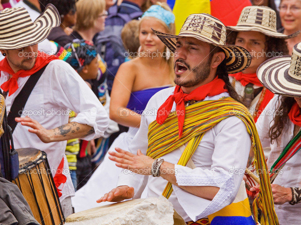 Colombian Musicians 2