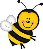 Fotografie Joyful Bee