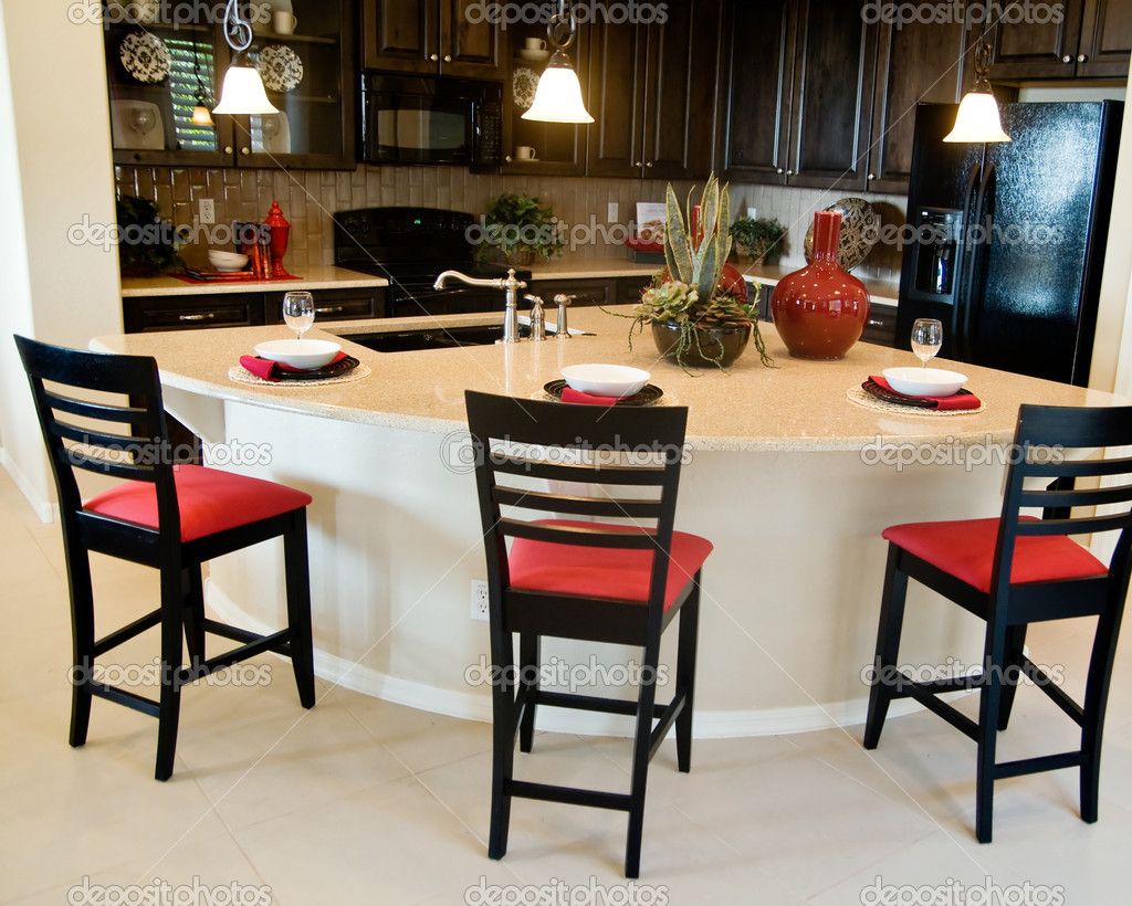 Innenarchitektur Küchenarchitektur — Stockfoto © paulmhill #10211856