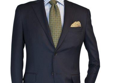 Men's suit and tie