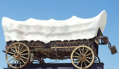 Wild West Wagon wheel