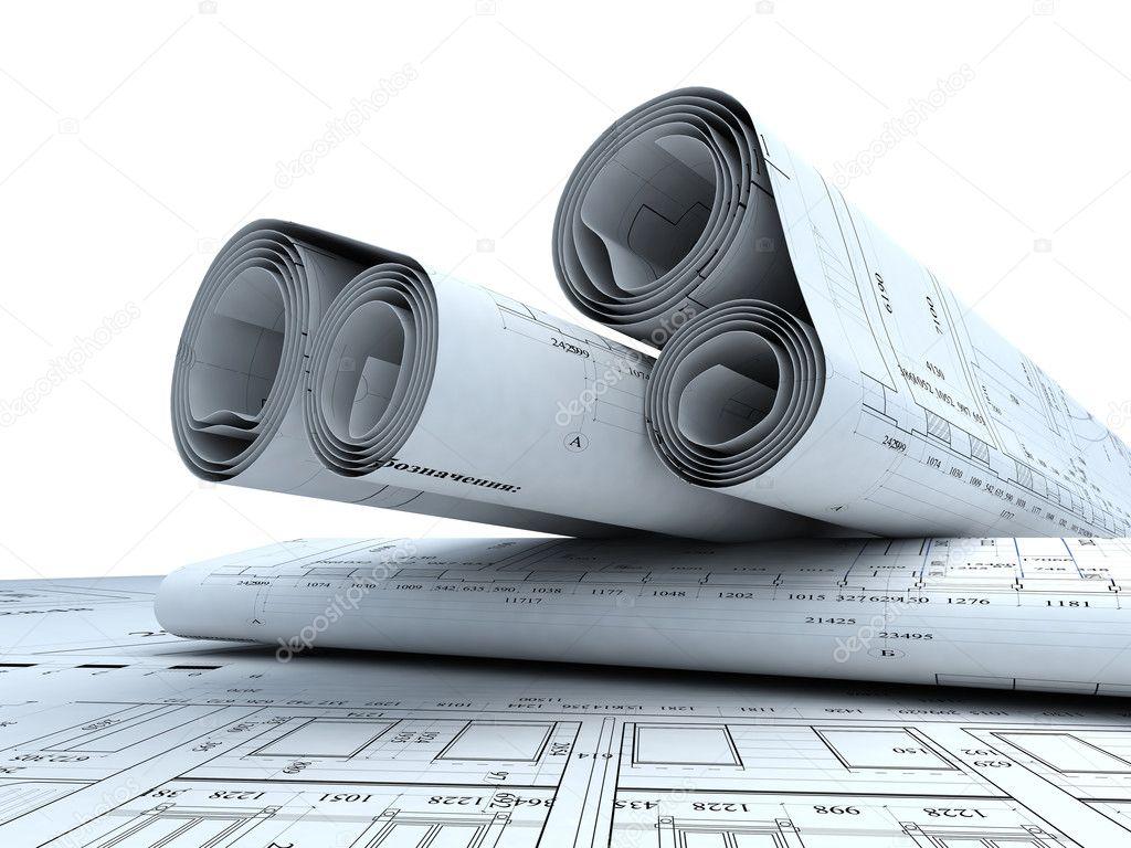 Planos De Arquitectura Foto De Stock C Mir A 10434509