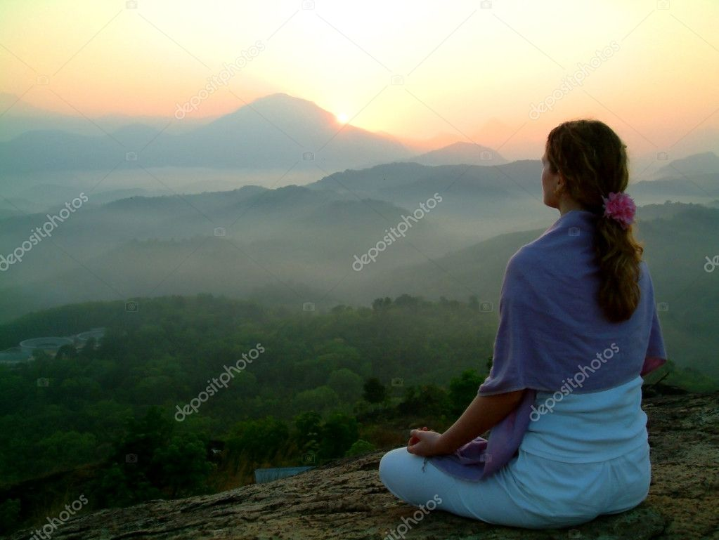 Meditation at Sunrise