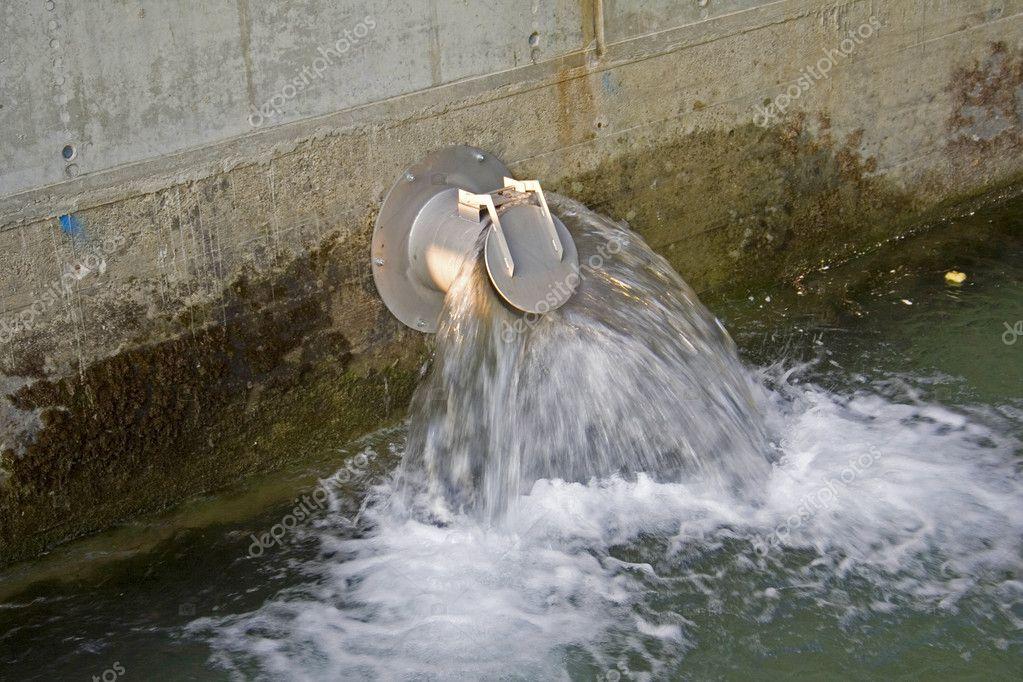 Landscape waterpipe