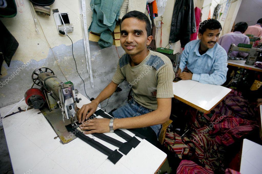 Fabbrica indiana foto editoriale stock paulprescott for Piani di progettazione domestica indiana con foto
